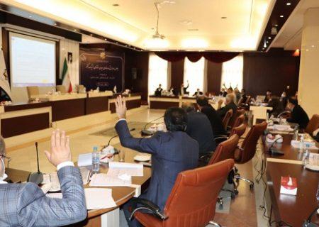 اجلاس هم اندیشی مدیران عامل سازمان های همیاری رتبه یک ایران برگزار شد