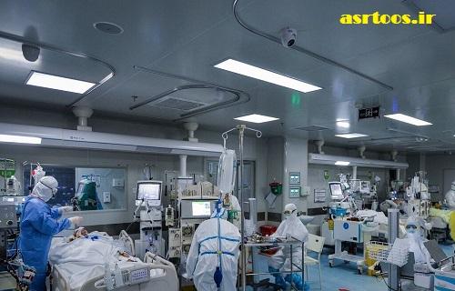 تکمیل ظرفیت بیمارستان سجادیه تربت جام از بیماران کرونایی