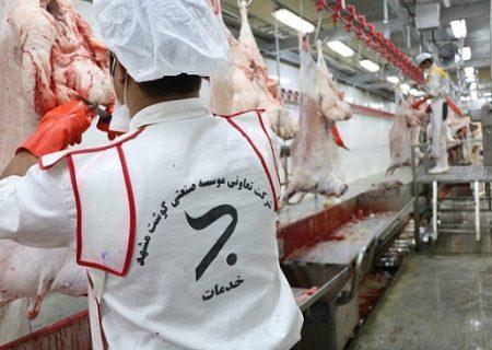 ذبح رایگان بیش از ۲هزار دام قربانی توسط کشتارگاه مشهد در روز عید