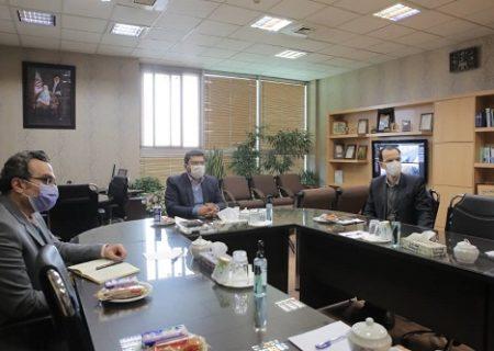 گسترش همکاری ها در حوزه اتوبوسرانی با شهرداری مشهد