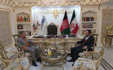 ایجاد مسیر تجاری مناسب با افغانستان توسط شرکت تجارت سازان سازمان همیاری خراسان رضوی