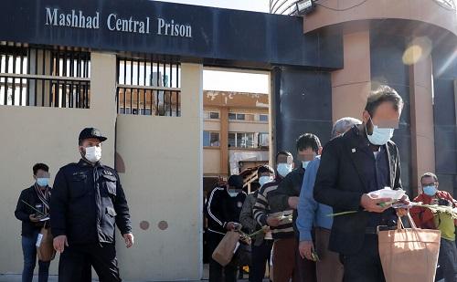 زندانیان آزادشده خراسان رضوی در طرح نذر هشتم به ۲۴ نفر رسیدند