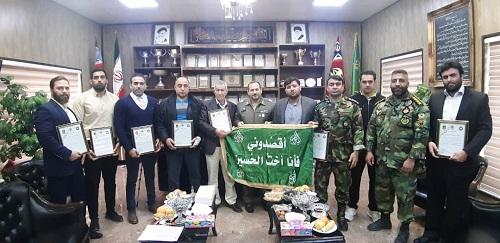 کادر فنی تیم جودو نیروی زمینی ارتش جمهوری اسلامی مشخص شدند