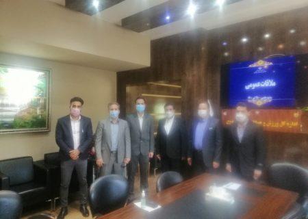 واگذاری یک سالن ورزشی در مجموعه ثامن مشهد به عنوان خانه هاکی خراسان رضوی