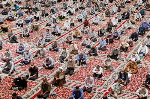 اقامه نماز جمعه در ۴۷ شهر خراسان رضوی