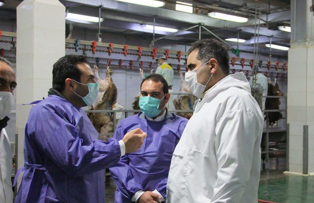 همکاری کشتارگاه صنعتی مشهد و انجمن صنعت تولید و بسته بندی مواد پروتئینی کشور