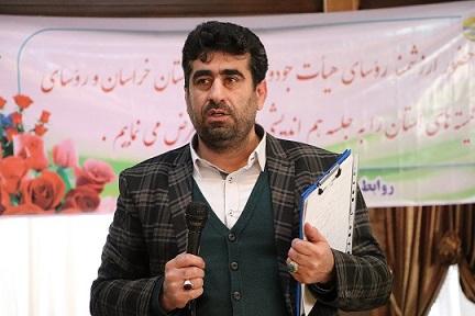 لزوم پرورش استعدادهای شهرستانی خراسان رضوی به منظور کمک به جودو کشور