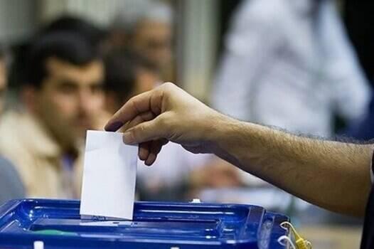 مشارکت ۱۰۰ درصدی مردم خوشاب خراسان رضوی در انتخابات